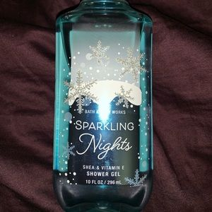 Sparking nights shower gel